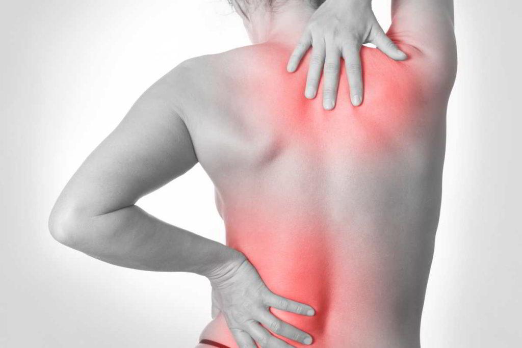 Warum Rückenschmerzen