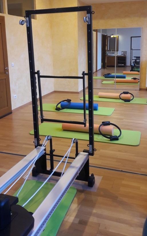 Pilateskurs-Muenchen Pilatesraum